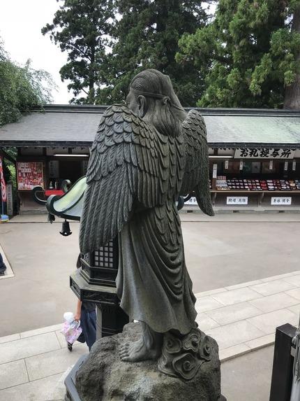 高尾山 天狗73
