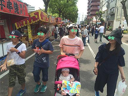 2017年福山ばら祭り9