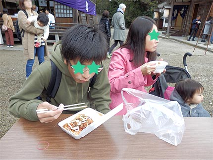 須佐神社_大根祭13