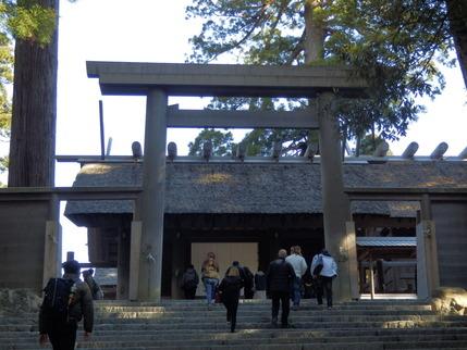 伊勢神宮内宮25