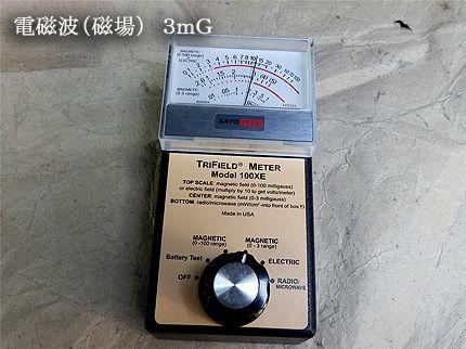 車の電磁波(磁場)5