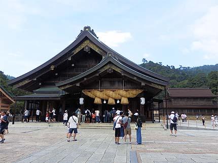 2018出雲大社 須佐神社 参拝1
