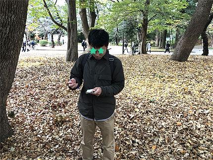 上野公園アースグラウディング3