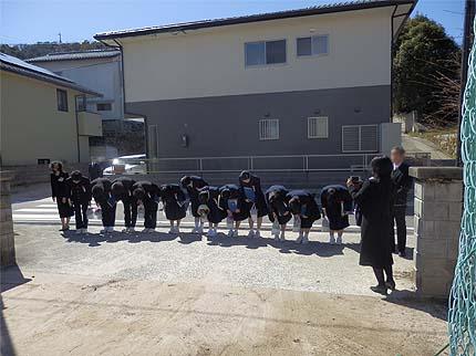 平成30年中学校卒業式23