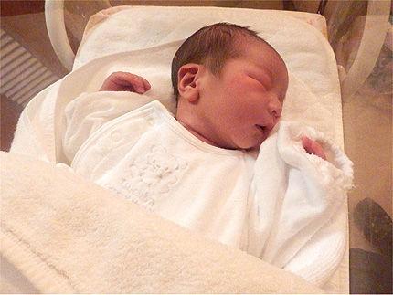 赤ちゃん出産43