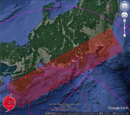 台風19号_被害予測地域