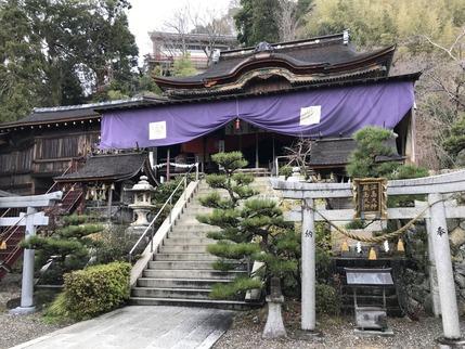 都久夫須麻神社1