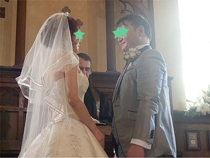 妹の結婚式8