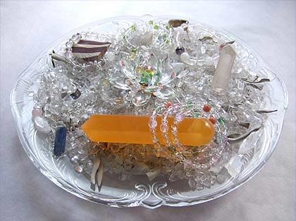 ルナミラ・ラミエル浄化皿�