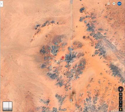 リビア砂漠1