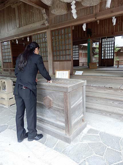 2018出雲大社 須佐神社 参拝20