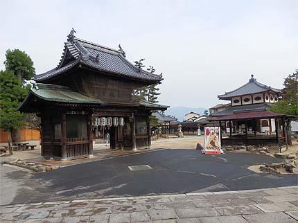 厳島参拝5月10大願寺前