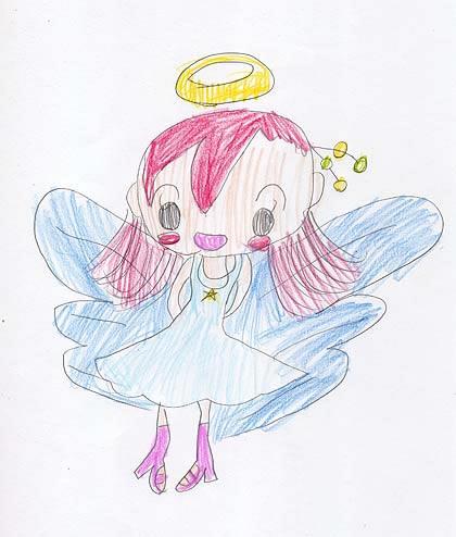 天使スターブラリー