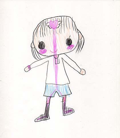 ローズオーラ・水晶ブレスのパワー図