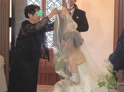 妹の結婚式2