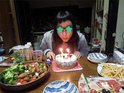 2016アイの誕生日