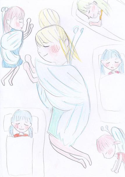 2018_0216妖精たちおやすみ