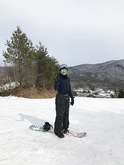 2019_0218スノーボード�