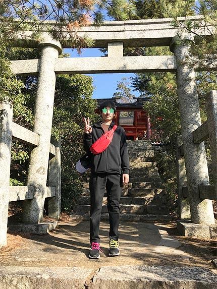 令和2年初詣_御山神社1