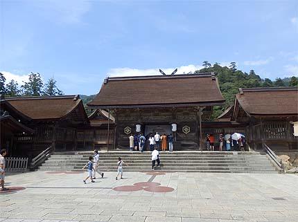 2018出雲大社 須佐神社 参拝33