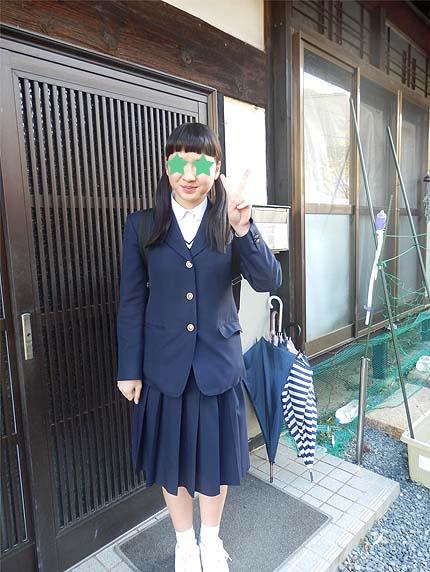 平成30年中学校卒業式1