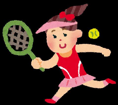 【 朗 報 】テニス部JCの日焼けした身体wwwwwwwww(※画像あり)