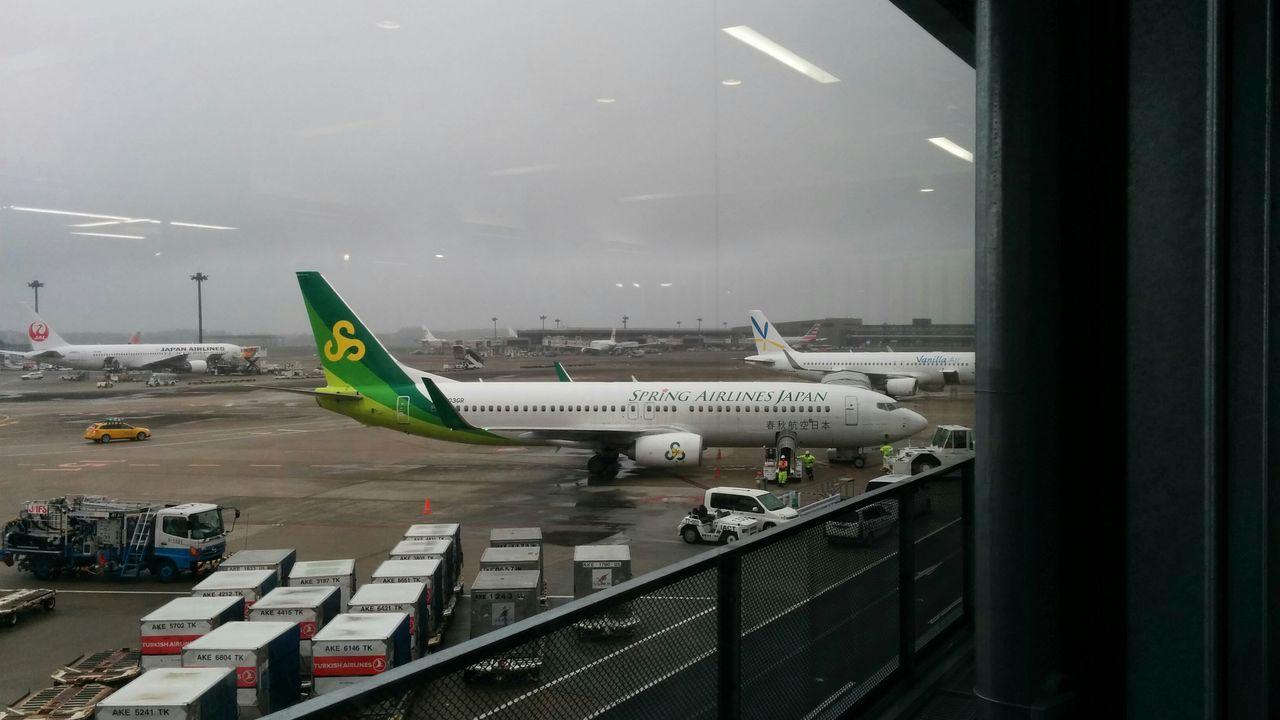 旅行新着情報まとめ : スプリングジャパン、国際線就航へ。