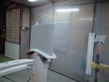 サフェーサー塗装後3