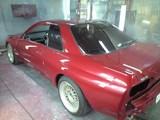 車体塗装完了中