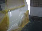 エクストレイル塗装2