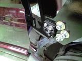 調整式下げ位置規制ストッパー