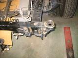 バネットトラック・フレーム修理