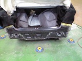 溶接完了、この後防錆処理&サフェーサー
