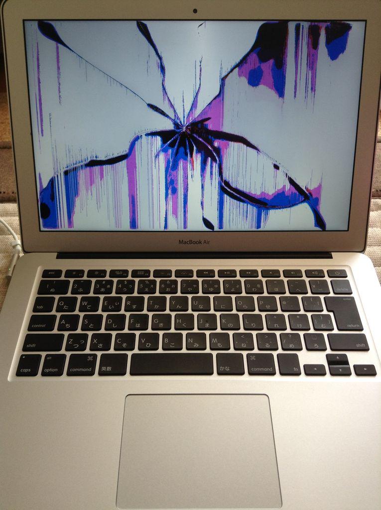 NotePCDoc MAC パソコン専門修理Mac 専門修理  Mac専門修理 激安 Macbook Air Pro 液晶割れ 修理 キーボード不良 水濡れ こぼしコメントトラックバック