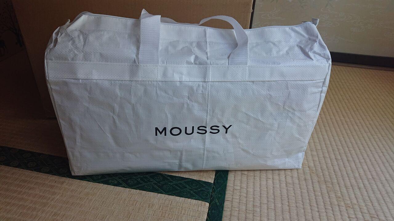 福袋 2020 Moussy