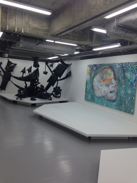 アート見て歩き 土田智子、ARTZONE、水口菜津子 、中川雅文