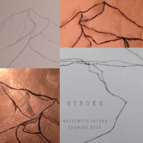 松本さやか 個展「STROKE」について