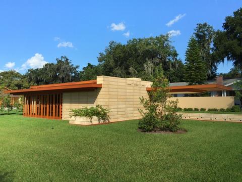 20141016フロリダサザンカレッジライト建築群 (93)