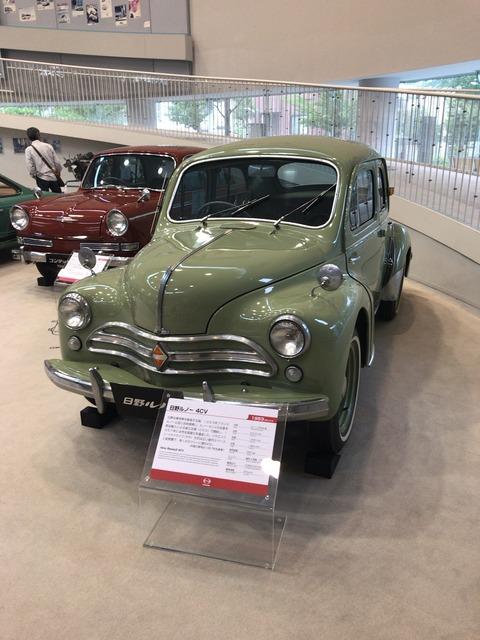 日野ルノー4CV(1954)