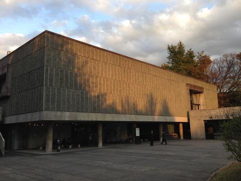 国立西洋美術館(ル・コルビジェ1959) (30)