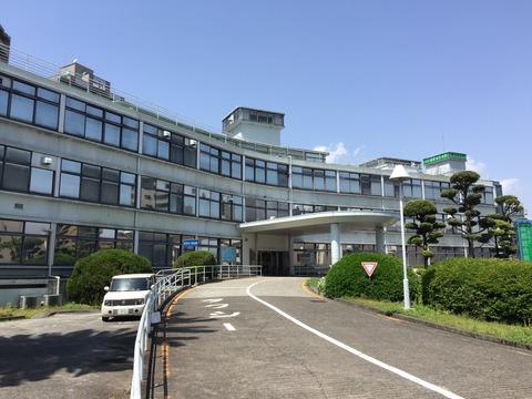 熊本逓信病院(山田守1955) (3)