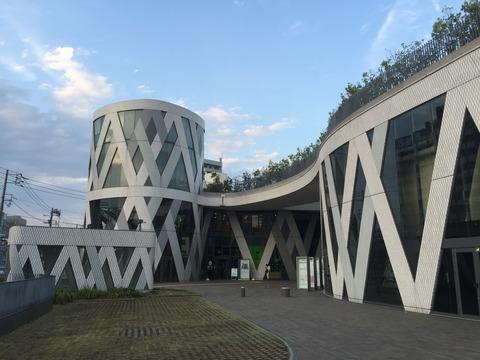 大田区総合体育館(石本建築事務所2012 (7)