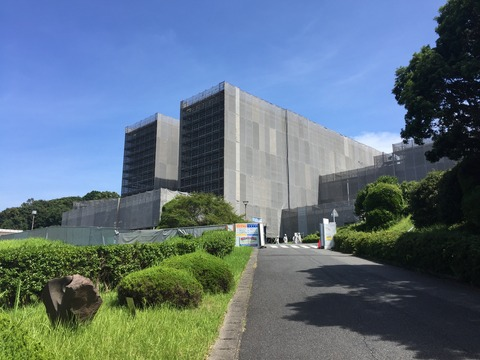 北九州市立美術館(磯崎新1974) (1)