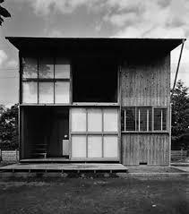 最小限住宅(増沢洵1952)png