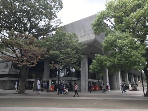 東京文化会館(前川國男1961) (4)
