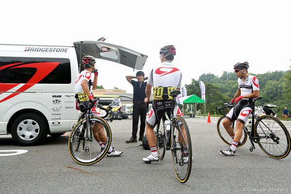 JBCF 石川サイクルロードレース