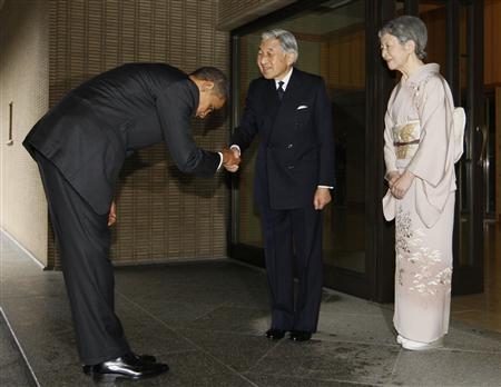 """オバマさん"""""""
