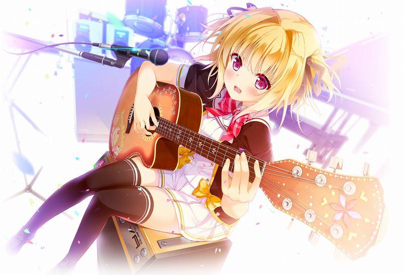 Campus最新作「恋音 セ・ピアーチェ」発表!元気でおバカなヒロインに音楽を教える日々、楽しさ120%の物語!