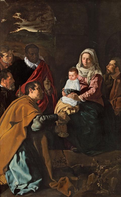 La_adoración_de_los_Reyes_Magos,_1619,_Velázquez