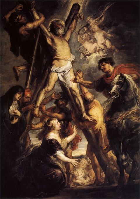 聖アンデレの殉教 (1)